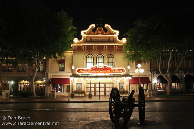 Main Street by night