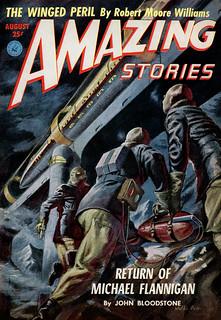 Amazing Stories 1952-08
