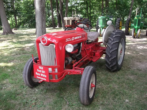 1958 Ford 8n Tractor : Flickriver photoset ford tractors by cjp