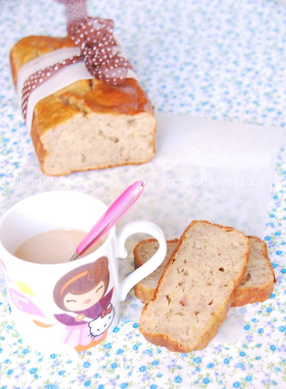 plum cake banana e yogurt_1
