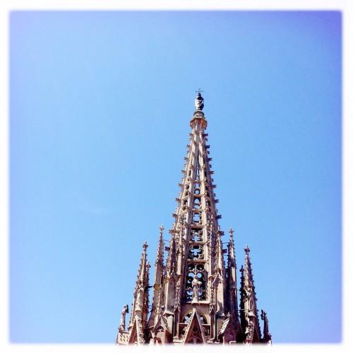 Summer Skies 2013 Day 5: Barcelona