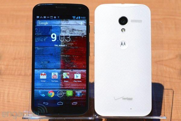 Смартфон Moto X