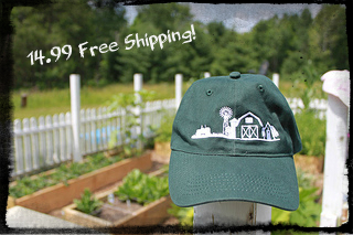Homesteading Boards Hat