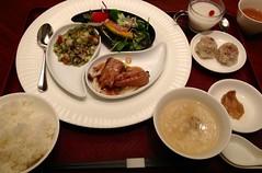 中華なランチ