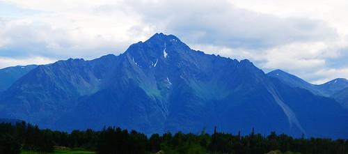 Alaska Pioneer Peak