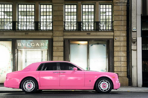 Pink. by Alex Penfold