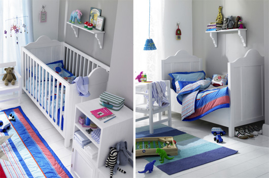 Cutie Pie Nursery Design