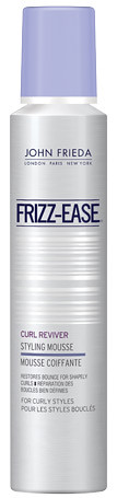 Frizz Ease Dream Curls Curl Reviver Styling Mousse