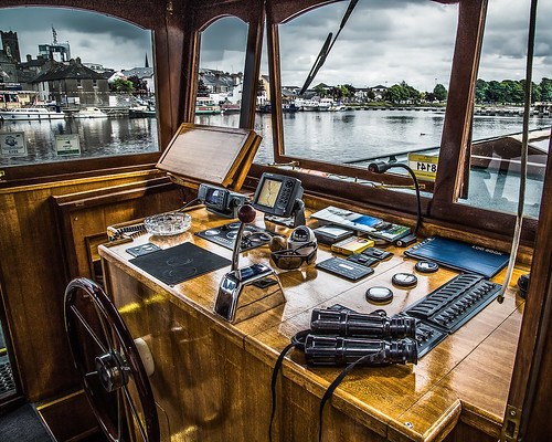 ireland heritage river boats boat eire navigation athlone wheelhouse hba rivershannon