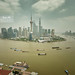 Shanghai - Pudong Lujiazui and Huangpu at Noon V2 by Andy Brandl (PhotonMix)