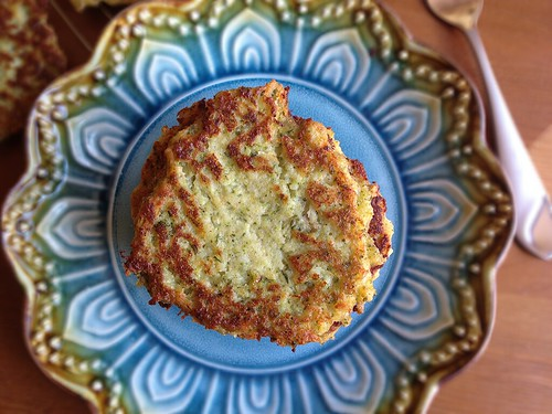 Potato and Broccoli Latkes by Digital Heather