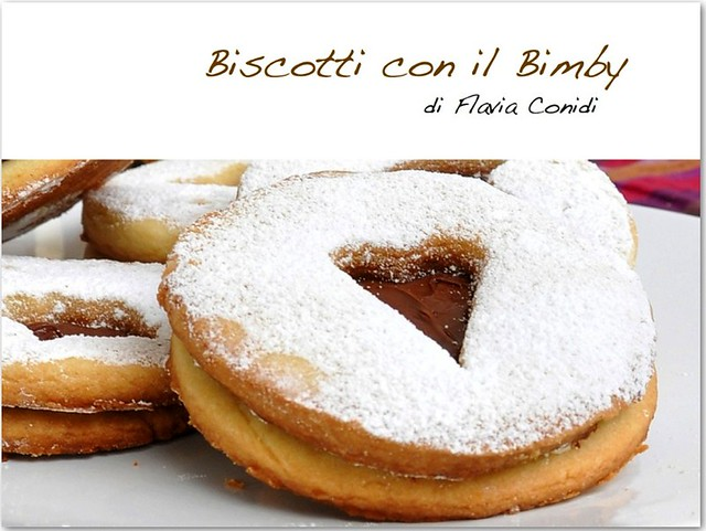Biscotti con il Bimby: Ricettario eBook PDF
