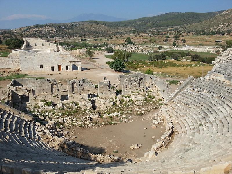 Turquie - jour 16 - Cités lyciennes - 006 - Patara et Xanthos