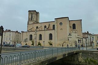 La Rochelle: église Saint-Sauveur