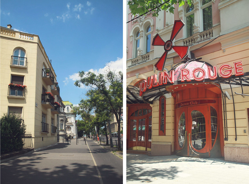 Moulin Rouge, Budapest