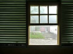 Old Market's Window