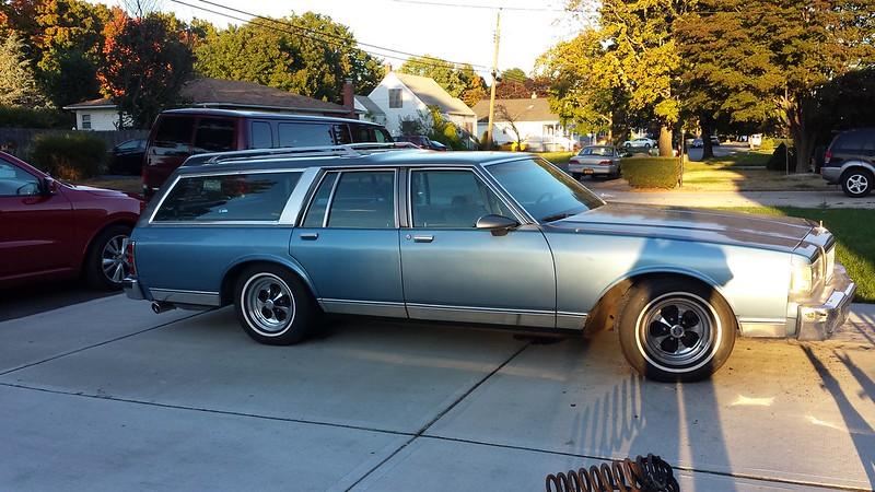 My '89 Caprice Wagon Project 10011024826_8de768c5e6_c
