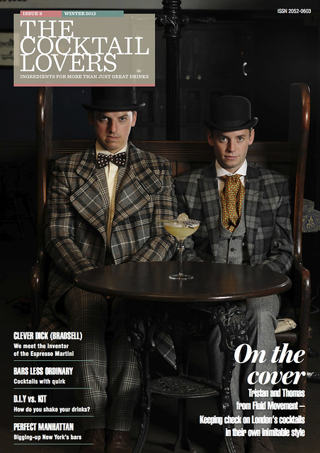 The Cocktail Lovers Issue 9