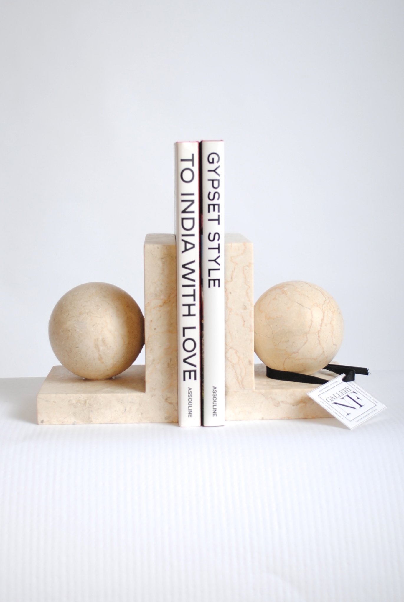 Book Ends (Pair)