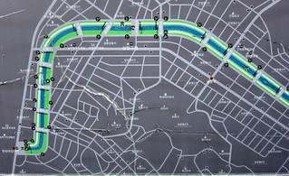 Stream's map