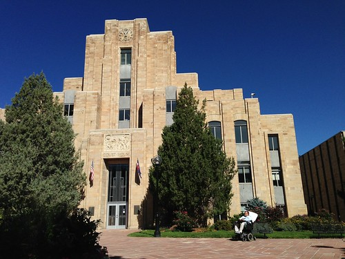Courthouse, Pearl St., Boulder