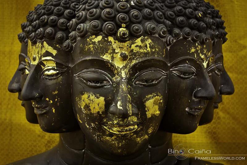 Multi-faced Buddha