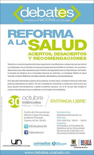 Debate Reforma a la Salud 20131030