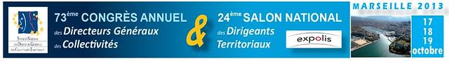 Weka au Congrès des DGS à Marseille