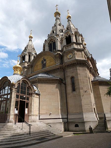 cathédrale de la rue daru