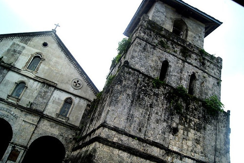 bohol baclayon church2