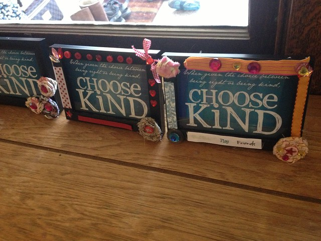 Choose Kind Wonder by RJ Palacio