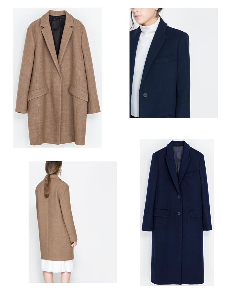 coats #1 - zara