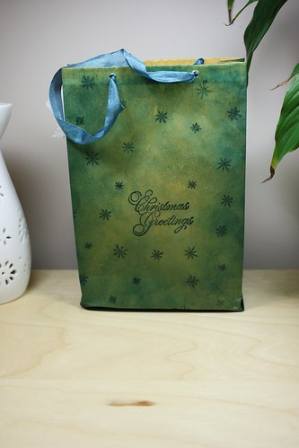 Tall Paper Bag Gift Bag back