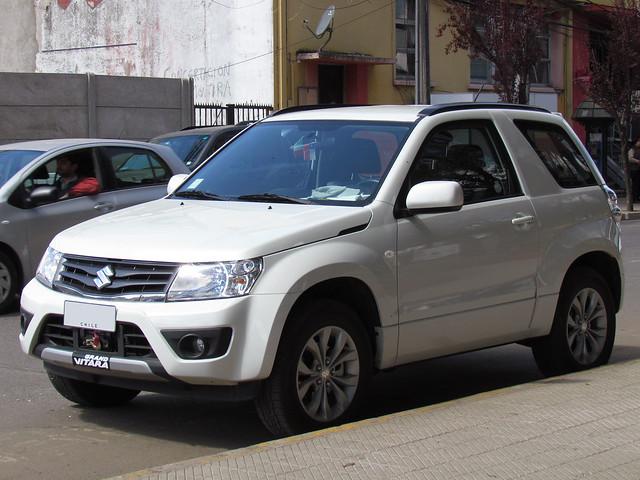 Suzuki Vitara Glx Review