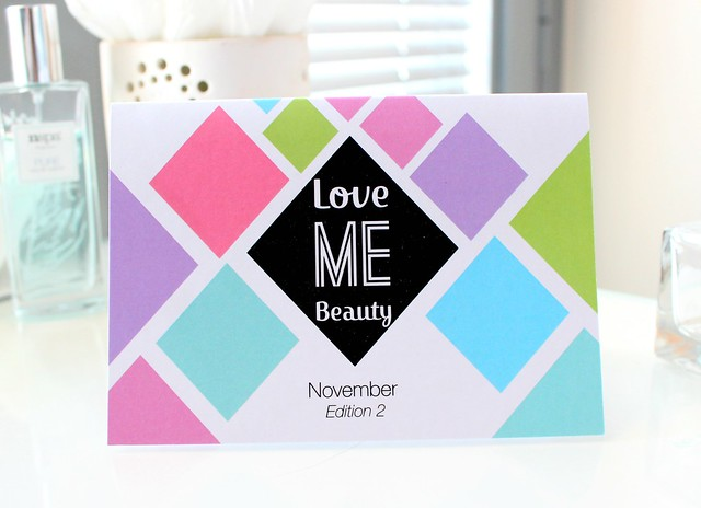 November Love Me Beauty Box