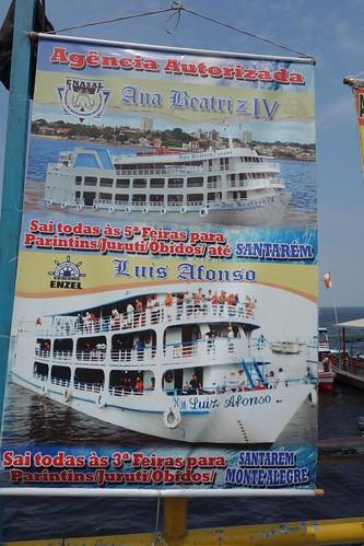 Venda de bilhetes para os barcos Ana Beatriz e Luis Afonso