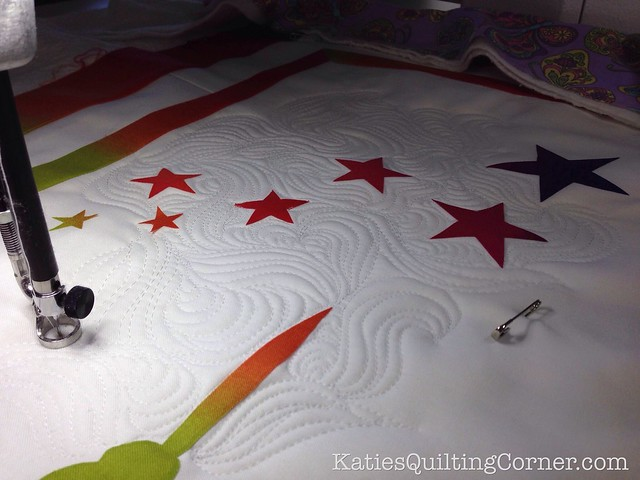 Quilting - McTavishing