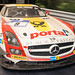 Mercedes-Benz SLS AMG GT3 Black Falcon (844118)