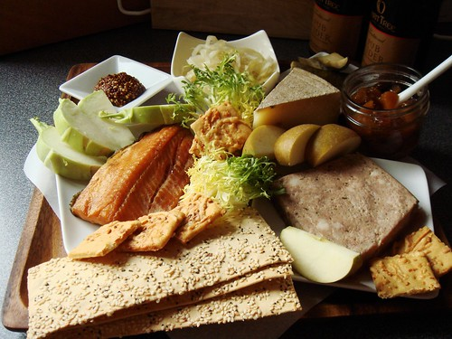 Ploughman's Platter For Two