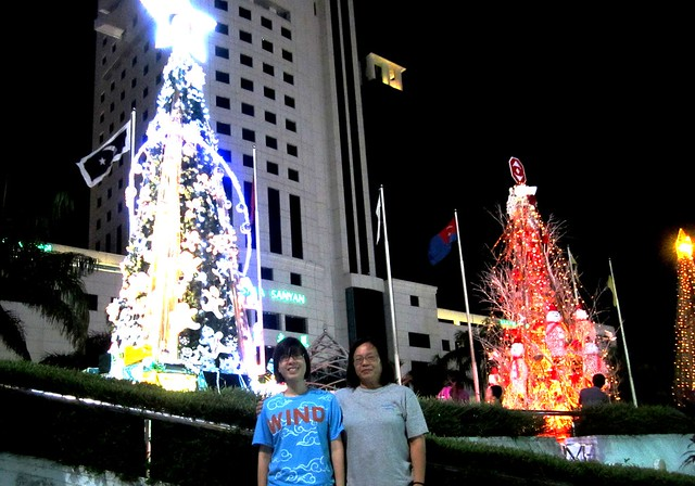 Christmas in Sibu 2013 1