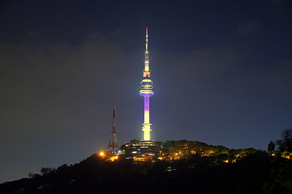 N Seoul Tower South Korea Top Tips Before You Go with