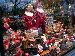 klein rondje Kerstmarkt Aken / circle Christmas market Aachen (Germany)