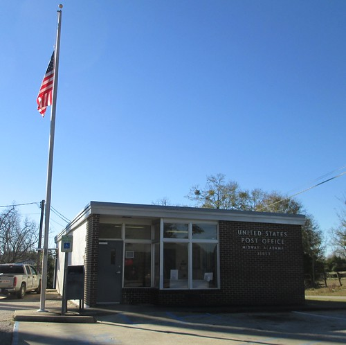 Post Office 36053 (Midway, Alabama)