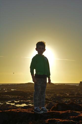 sunset sun pacific tide son pacificocean halfmoonbay mossbeach fitzgeraldmarinereserve d7100 negativetide nikond7100
