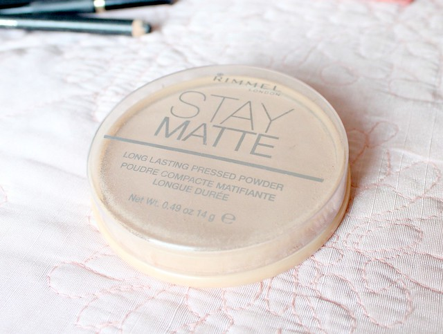 2013 Powder Favourite, Rimmel Stay Matte Powder, 2013 Beauty Favourites