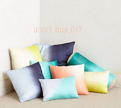 Antrho pillows