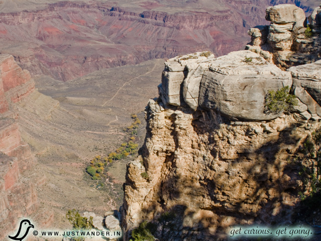 PIC: Grand Canyon Village Day Trip - Trail