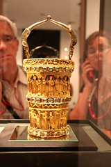 Ivory Situla in Aachen Cathedral Treasury