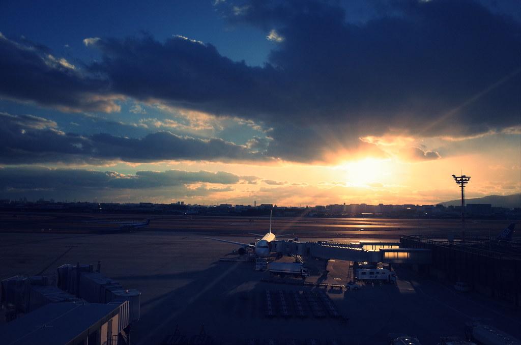 Itami Airport 2014.1.10 (22)