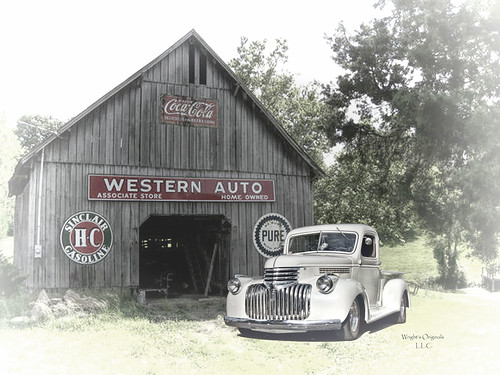 Chevy Pickup Barn